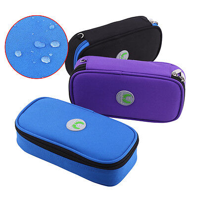 Portable Medicine Cooling Pouch Diabetic Insulin Travel Case Cooler Bag High Q X