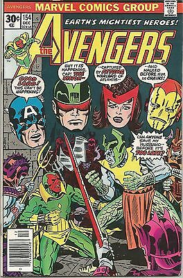 AVENGERS (1966) #154 Back Issue (S)
