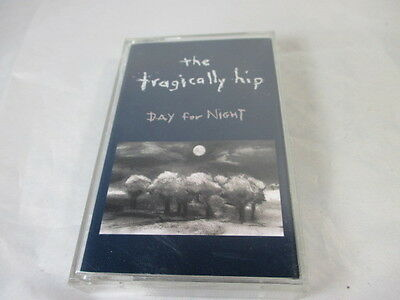 The Tragically HIp Day for Night cassette tape 1994 MCA Records MCAC 11140