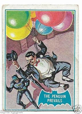 1966 Batman Blue Bat (2B) The Penguin Prevails