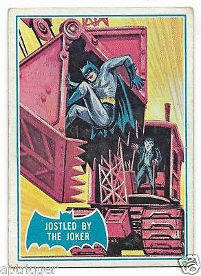 1966 Batman Blue Bat (30B) Jostled By The Joker