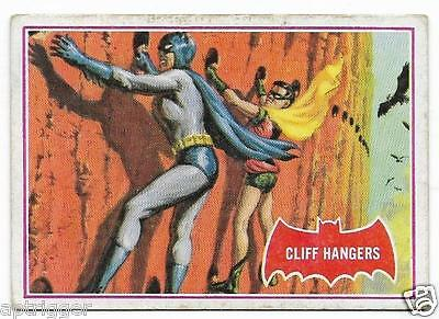 1966 Batman Red Bat (36A) Cliff Hangers