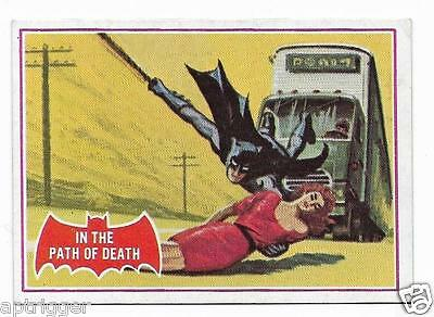 1966 Batman Red Bat (38A) In The Path Of Death - Very Good