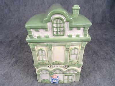 Vintage Post Office Cookie Jar