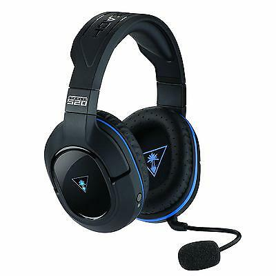 Turtle Beach Earforce Stealth 520 Wireless DTS 7.1 Surround Sound Gaming Headset