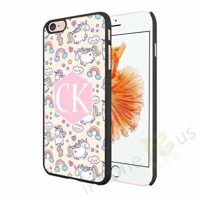 Unicorn Cute Rainbow Style Personalised Customised Case Cover For Mobile Phones