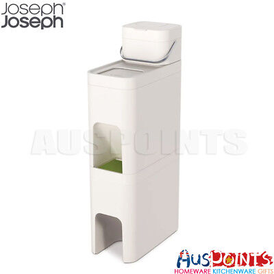 Joseph Joseph Intelligent Waste Stack Recycling Bin Recycling Separation Bins