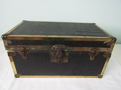 Antique Toy Doll Trunk Chest by Green Toy Works