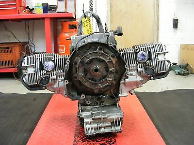 Bmw R1150Gs R1150 Gs R 1150 2001 Complete Engine Motor Only 62K Miles !!!