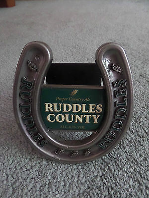 RUDDLES COUNTY - Beer Pump Clip