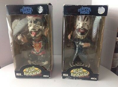 Insane Clown Posse Neca Head Knockers Shaggy 2 Dope Violent J