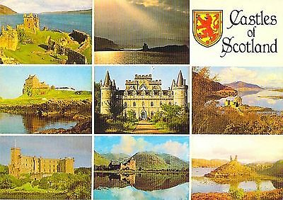 Castles Of Scotland - Cpm
