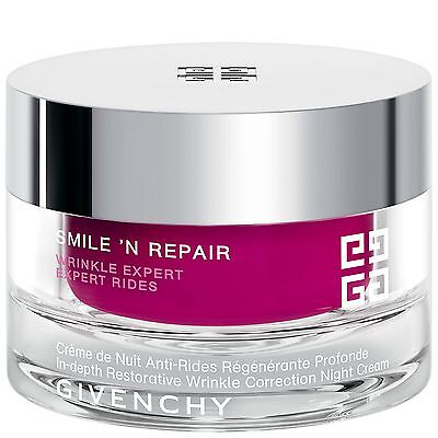 Givenchy Smile 'N Repair Wrinkle Correction Night Cream 50ml for women