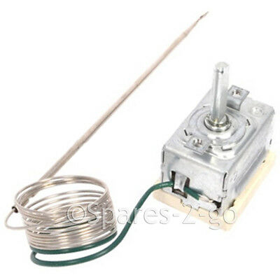 BEKO LEISURE Genuine 55.17053.030 EGO Complete Oven Cooker Thermostat Unit 280ºC