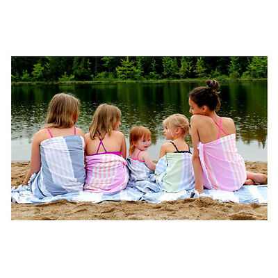 Lulujo Turkish Towel Bath Beach Time Picnic Blanket Cotton Large Wraps