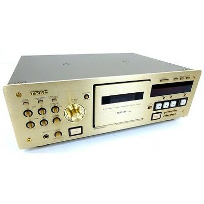 Teac V-8030S Hi-Fi Separate Stereo Cassette Tape Deck (Gold) inc Warranty