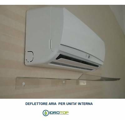 Deflector for Air conditioners and Air Conditioning.Easy Installation on all Mod