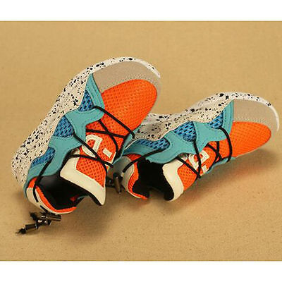 Kids Child Breathable Fashion Sneakers Boys Girls Running Casual Sport Shoes
