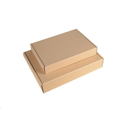 SHIPPING BOXES 1 Pcs Mailing Moving Box Cardboard Storage Carton Packing