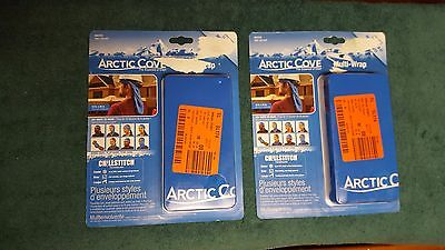 *Lot of 2* - ARCTIC COVE Multi-Wrap MAC520 Cooling Towel CHILLSTITCH Technology