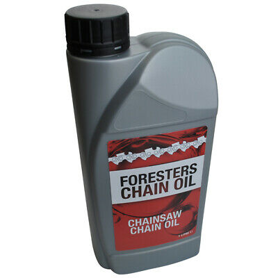 1 Litre Of Saw Chain Oil Ideal For All Chainsaws