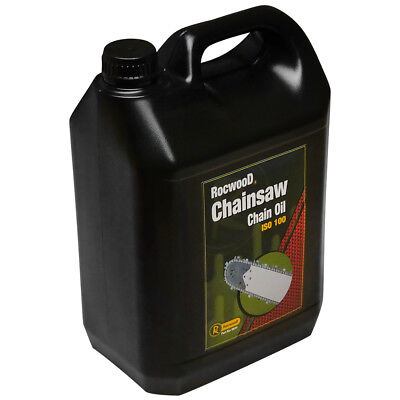 Chainsaw Saw Chain Oil, 5 Litre Container