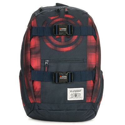 Element Mohave Backpack Eclipse Navy/Fire Red