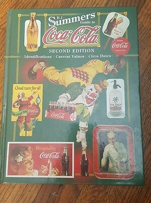 Bj summers guide to Coca Cola price guide book 2nd edition