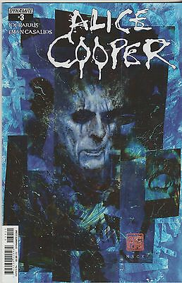 Dynamite Comics Alice Cooper #3 November 2014 1St Print Nm