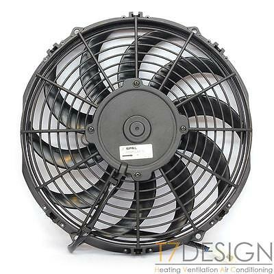 "VA09-AP8/C-54A - 779 cfm - SPAL Electric Radiator Fan - 11.0"" (280mm) PULL"