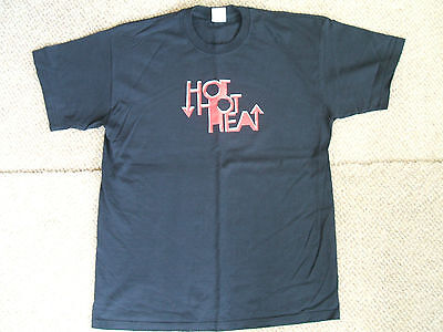 Hot Hot Heat – 'Elevator' tour t-shirt (M)