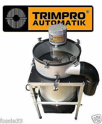 "Trimpro Automatic ""Automatik"" Powerful Leaf Trimming Machine"