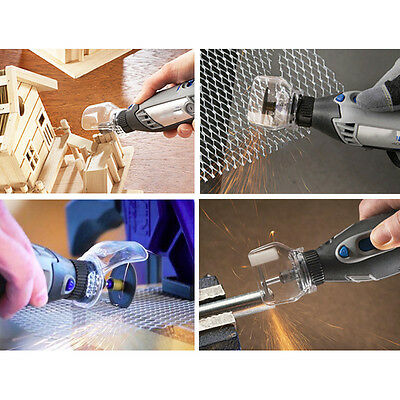 NEW Protective Practical Grinder For Drill Dremel Electric Rotary Cover Tool