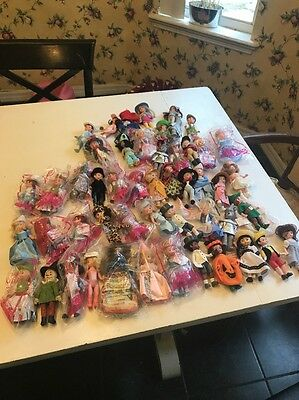 Madam Alexander McDonald's Lot Of Fifty Wizard Of Oz Red Riding And More
