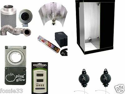 Dr120 1.2M Complete 600W Grow Tent Kit