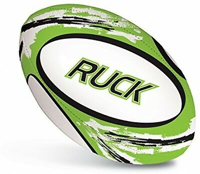 World Rugby Ball 13537 Ruck-Leather