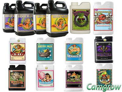 Advanced Nutrients - Complete professional nutrient kit - Hydroponics