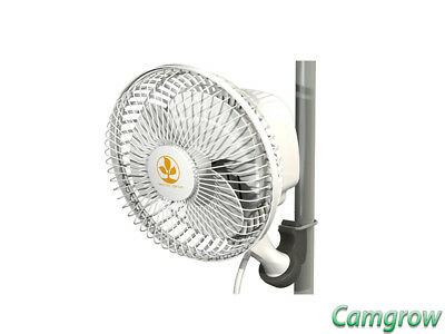Secret Jardin Monkey Fan - 13w Pole Mounted or Clip Fan