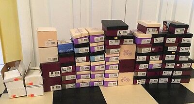 Huge 62 Piece * JUST THE RIGHT SHOE * Lot HUGE Assortment