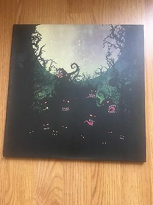 Gallows Orchestra of Wolves Ltd edition green vinyl very rare LP