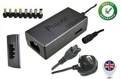New 96W Universal Power Charger Adapter AC Portable Adapter For Laptop Notebook