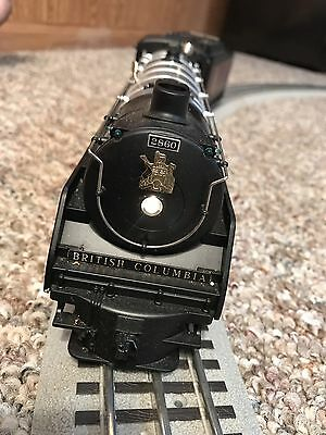 MTH Canadian Pacific 4-6-4 Royal Hudson Steam Engine w/PS-2.0