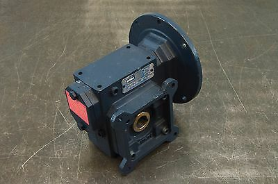 Grove Gear IronMan NH-FHMQ818-30-HL-56-14 Speed Reducer 60:1 Ratio Gearbox New