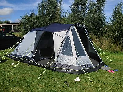 Outwell Nevada MP in excellent condition 5 berth Family Tent