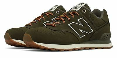 huge selection of a92c6 be650 NEW BALANCE MEN'S 574 Outdoor Shoes Green