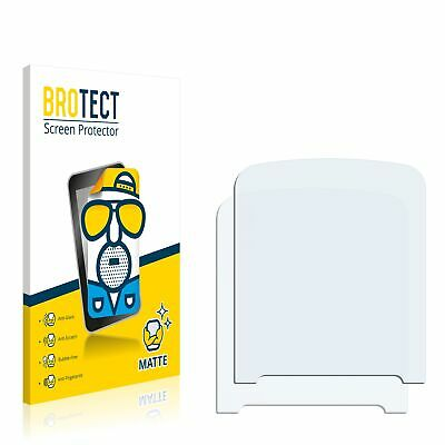 2x BROTECT Mat Film Protection pour Philips GoGear Vibe SA4VBE04 (2012)