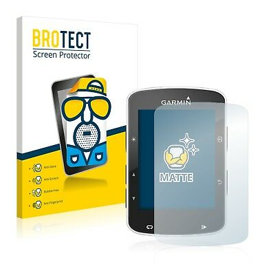 2x BROTECT Matte Screen Protector for Garmin Edge 520 / 820 Protection Film