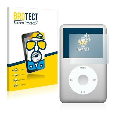 2x Film Protection Mat Apple iPod classic 160 GB 7. Génération Protecteur