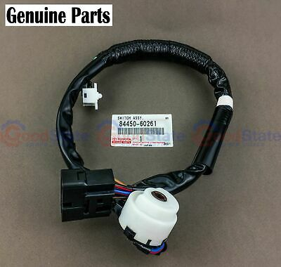 GENUINE Ignition Switch Pigtail Toyota Landcruiser 73 75 78 79 Series 8445060261
