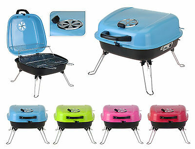BBQ Portable Camping Glamping Garden Charcoal Barbecue Outdoor Cooking Grill